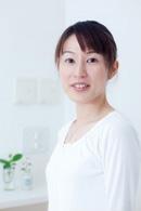 写真家松岡伸一が撮影した料理研究家松尾みゆきさんのポートレート