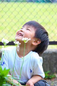 一眼レフ写真教室@横浜の生徒さんが撮影した息子さんの写真