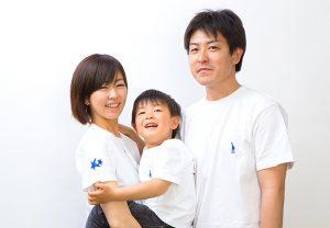 一眼レフ写真講座@横浜で講師が撮影した生徒さんの家族写真