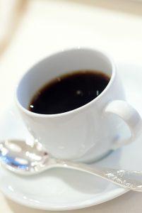 ブライダルフォトグラファーが撮影したコーヒーの写真