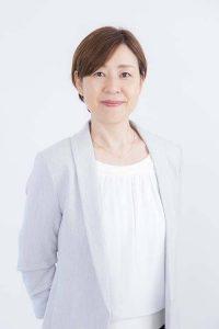 医療セラピストをされている女性のプロフィール写真