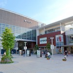 横浜から20分のロケーションにあるたまプラーザ駅の写真