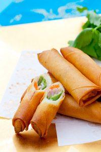 川崎市宮前区・高津区近郊たまプラーザ駅前のキッチンスタジオで撮影されたベトナム料理写真