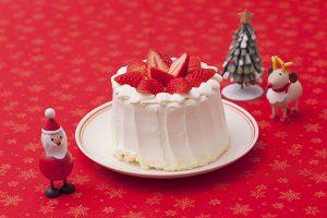 松岡伸一が撮影したクリスマスケーキの写真