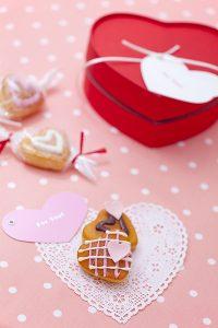 料理カメラマンが撮影したバレンタインのイメージ写真