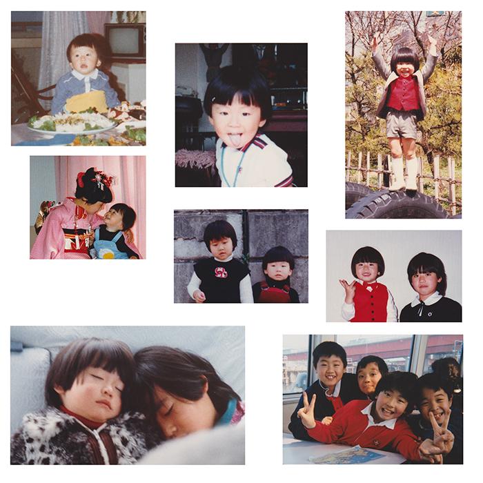 アークフィリア代表 堤田和久さんの幼少期の写真