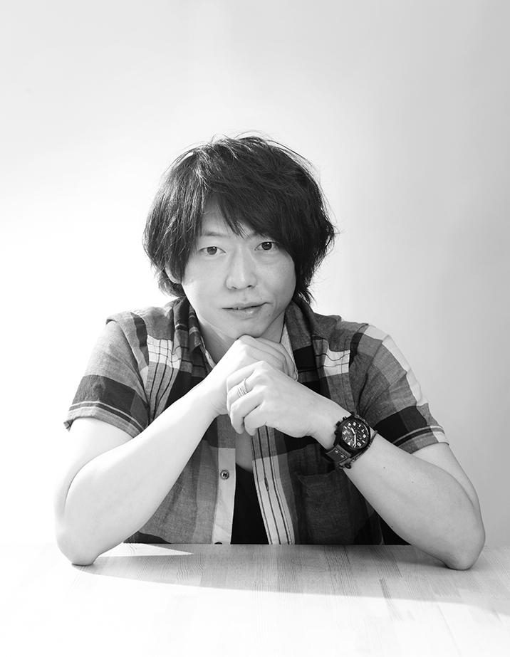 写真家松岡伸一が撮影したアークフィリア代表堤田和久さんのポートレート