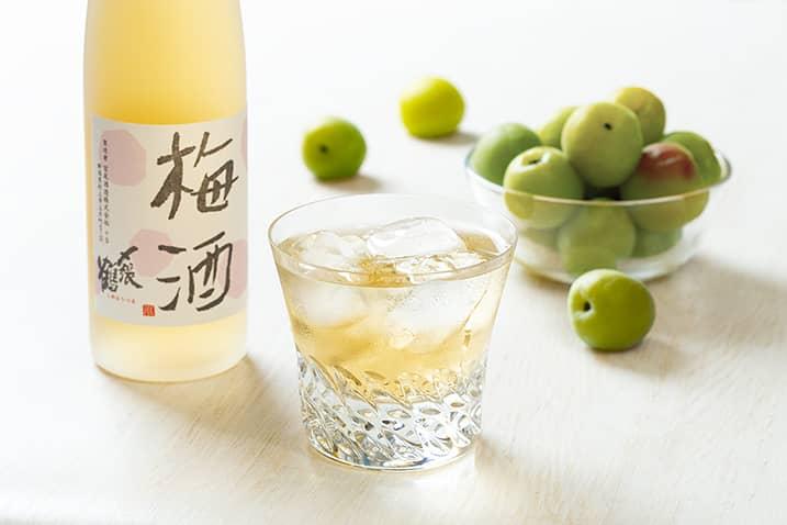 梅酒の商品写真